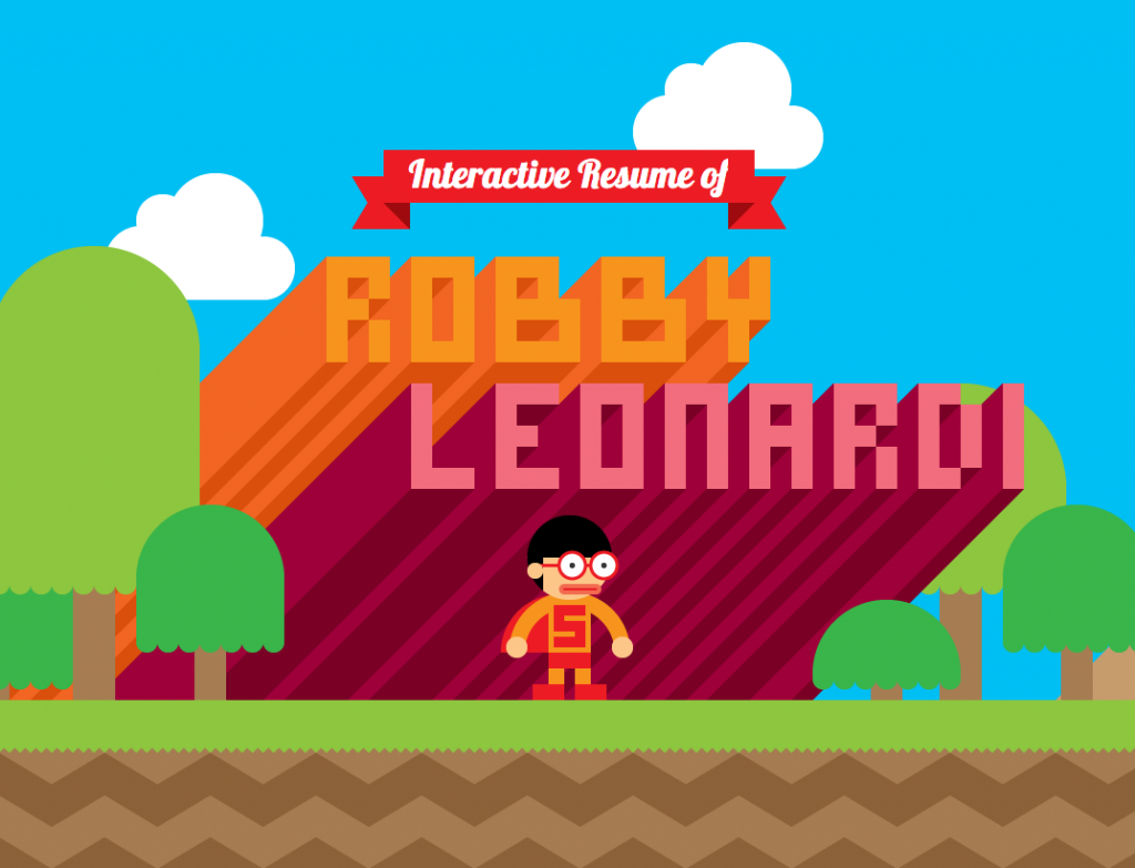 Robby Leonardi's video game resume
