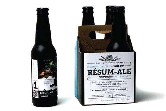 Brennan Gleason's Resume-ale
